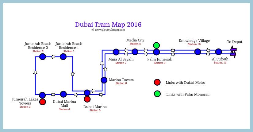 dubai-tram-map